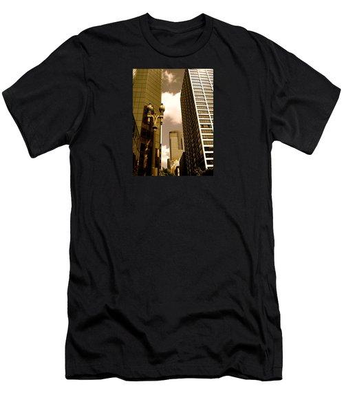 Los Angeles Downtown Men's T-Shirt (Athletic Fit)