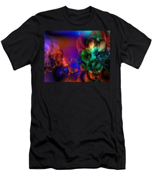 Lost 1 Men's T-Shirt (Athletic Fit)