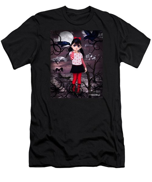 Lost Little Girl Men's T-Shirt (Athletic Fit)
