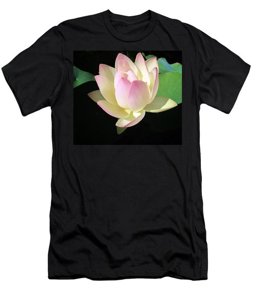 Lotus 9 Men's T-Shirt (Athletic Fit)