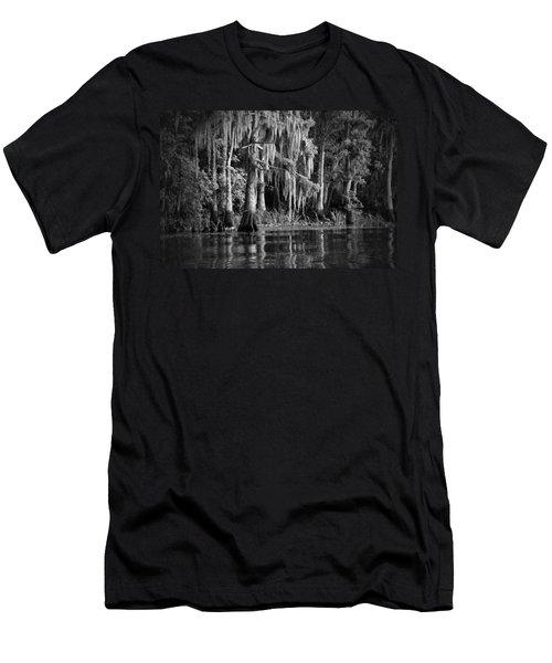 Louisiana Bayou Men's T-Shirt (Slim Fit)