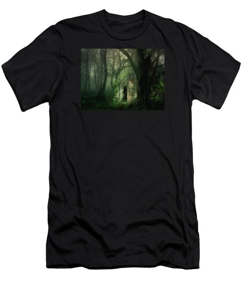 Love Affair With A Forest Men's T-Shirt (Athletic Fit)
