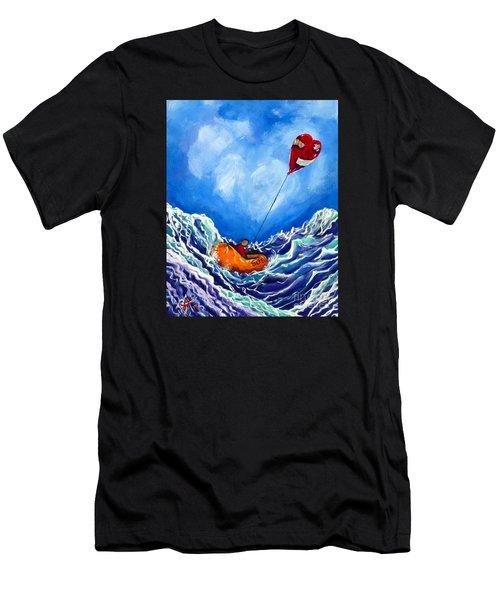 Love's Castaway Men's T-Shirt (Athletic Fit)