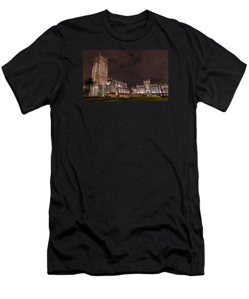 Loyola University New Orleans Men's T-Shirt (Athletic Fit)