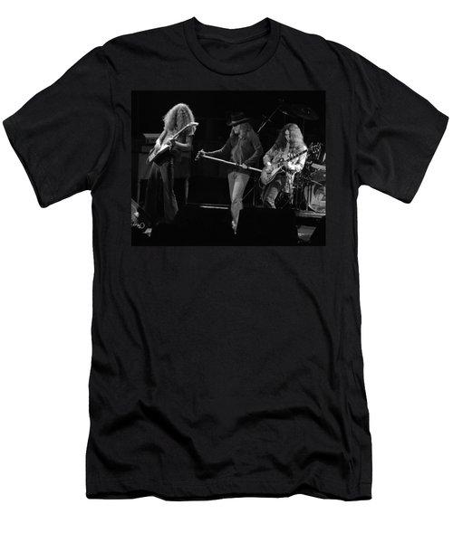 Ls Spo #17 Crop 2 Men's T-Shirt (Athletic Fit)