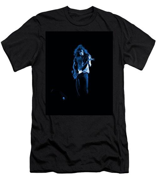 Ls Spo #25 In Blue Men's T-Shirt (Athletic Fit)