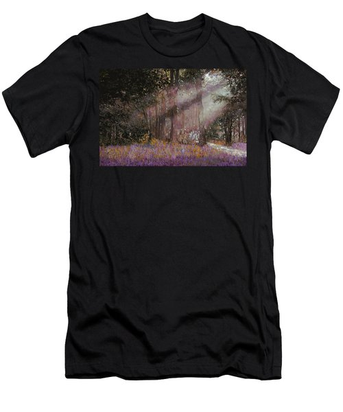 Luci Men's T-Shirt (Athletic Fit)