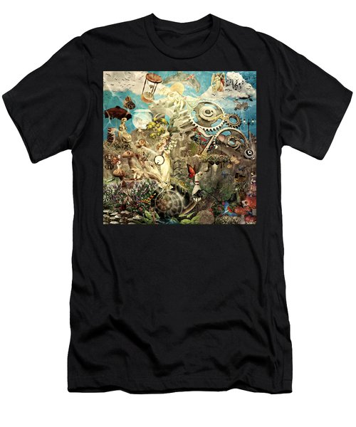 Lucid Dreaming Men's T-Shirt (Athletic Fit)