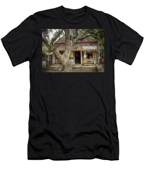 Luckenbach 2 Men's T-Shirt (Athletic Fit)