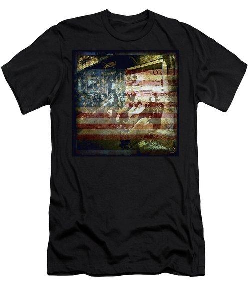 Lynyrd Skynyrd - Simple Man Men's T-Shirt (Athletic Fit)