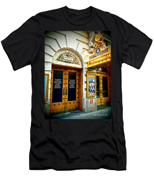 Lyric Theatre - Music Men's T-Shirt (Athletic Fit)