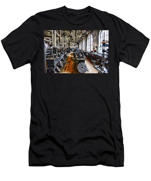 Machinist - Precision Matters Men's T-Shirt (Athletic Fit)