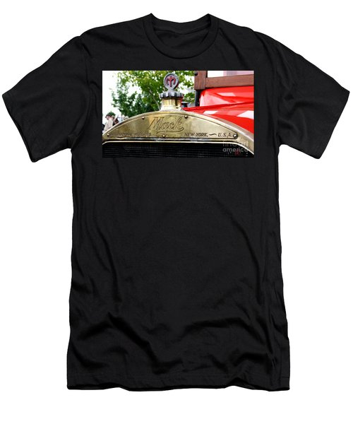 Mack Truck Grill Men's T-Shirt (Athletic Fit)