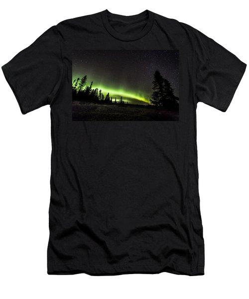 Mackenzie Point Aurora 3 Men's T-Shirt (Athletic Fit)