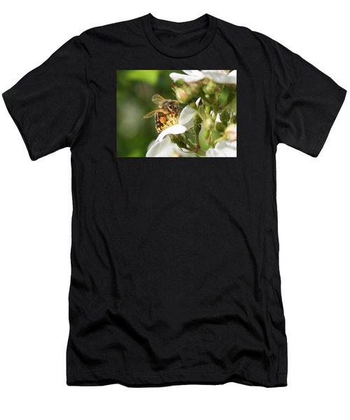 Mad Honeybee Men's T-Shirt (Athletic Fit)