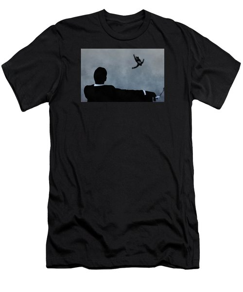 Mad Men Art Men's T-Shirt (Athletic Fit)