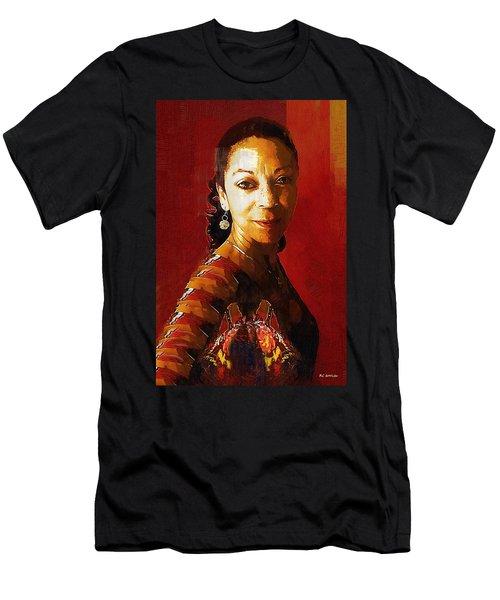Madame Exotic Men's T-Shirt (Athletic Fit)