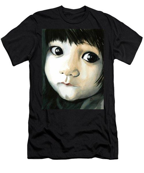 Madi's Eyes Men's T-Shirt (Athletic Fit)