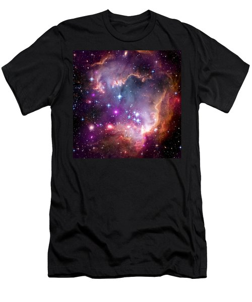 Magellanic Cloud 3 Men's T-Shirt (Athletic Fit)
