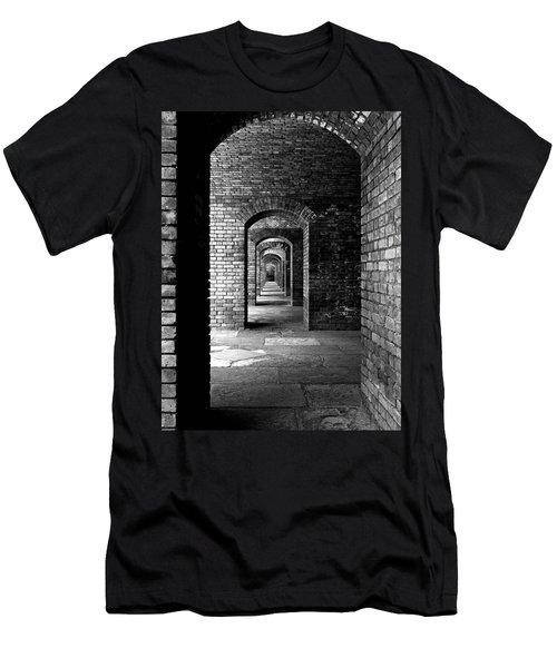 Magic Portal Men's T-Shirt (Slim Fit) by Robert McCubbin