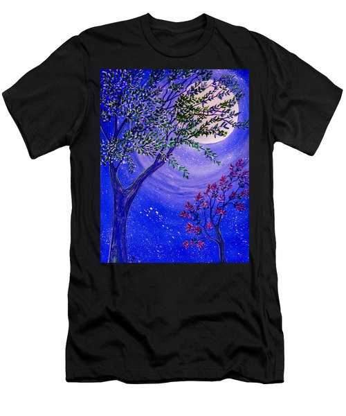 Magical Spring Men's T-Shirt (Athletic Fit)