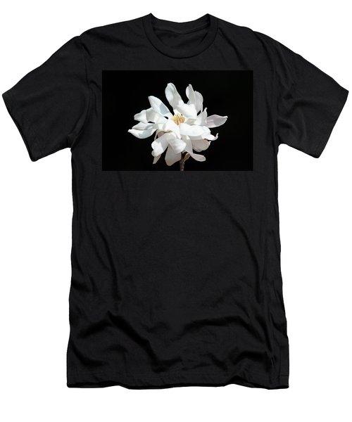 Magnolia Blossom Men's T-Shirt (Athletic Fit)