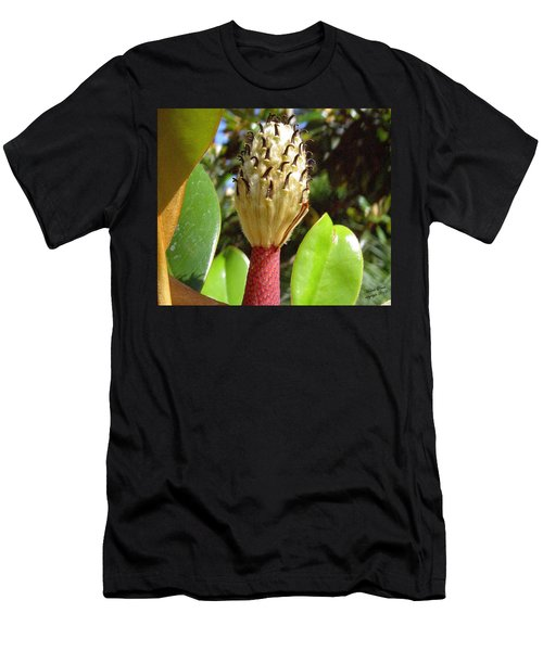Magnolia Faith  Men's T-Shirt (Athletic Fit)
