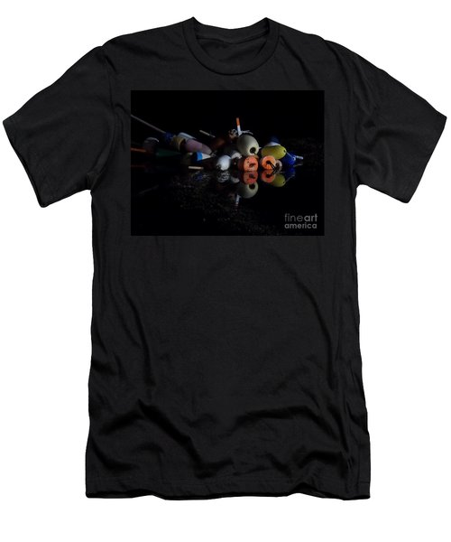 Maine After Dark Men's T-Shirt (Athletic Fit)