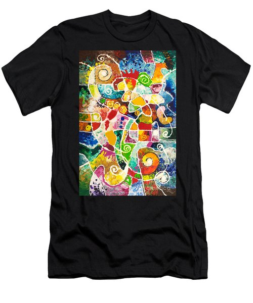 Maize Men's T-Shirt (Athletic Fit)