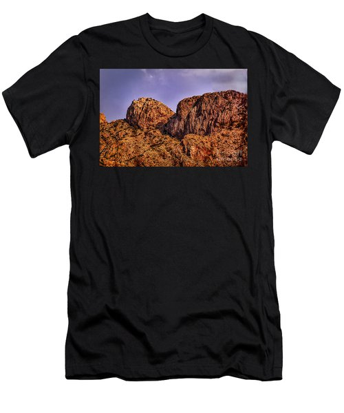 Men's T-Shirt (Slim Fit) featuring the photograph Majestic 15 by Mark Myhaver