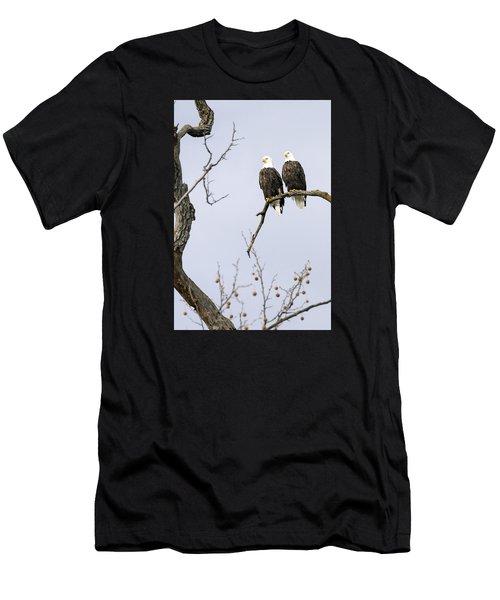 Majestic Beauty 1 Men's T-Shirt (Athletic Fit)