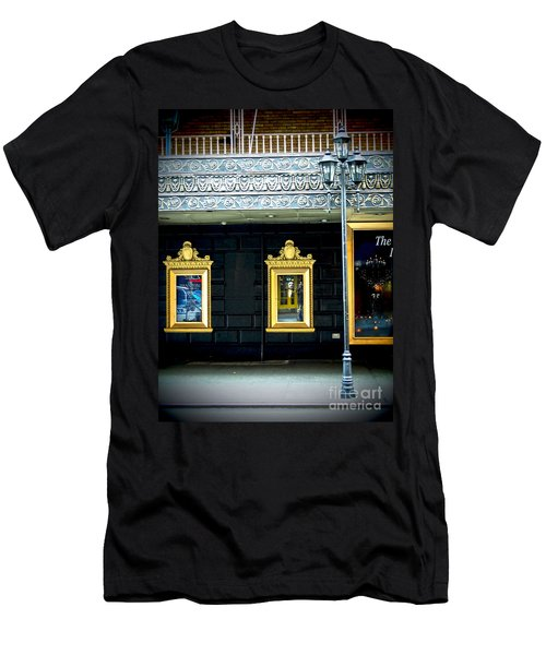 Majestic Theatre Lightpost Men's T-Shirt (Athletic Fit)