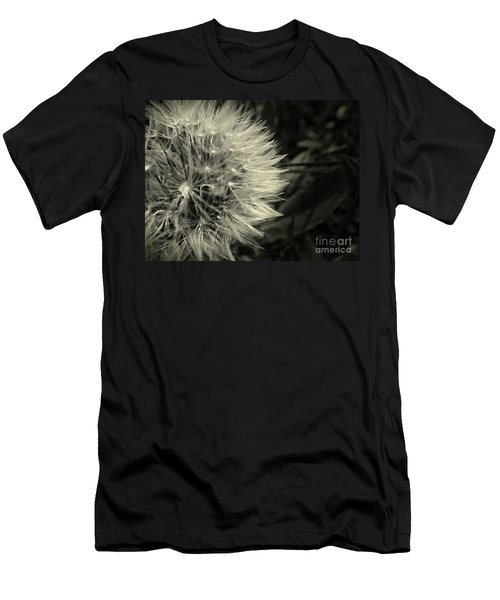 Men's T-Shirt (Slim Fit) featuring the photograph Make A Wish by Clare Bevan