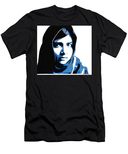 Malala Yousafzai On Friday Men's T-Shirt (Athletic Fit)