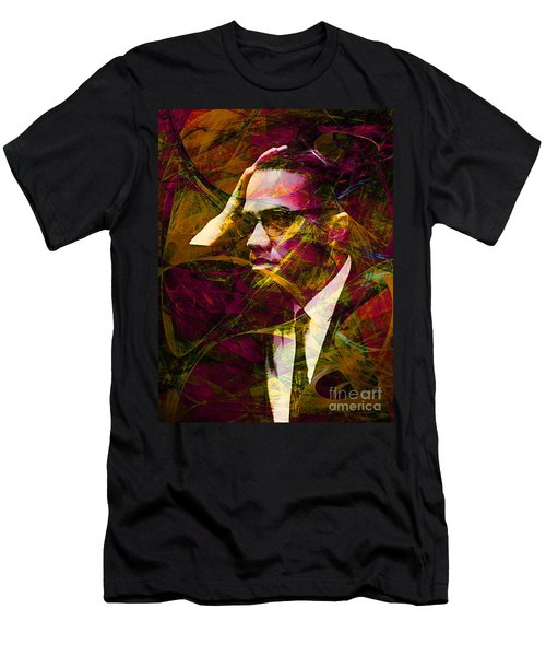 Malcolm X 20140105 Men's T-Shirt (Athletic Fit)