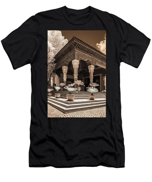 Mamounia Hotel In Marrakech Men's T-Shirt (Athletic Fit)