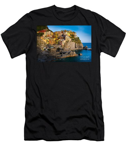 Manarola Men's T-Shirt (Athletic Fit)