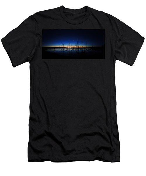 Manasquan Reservoir At Dawn Men's T-Shirt (Athletic Fit)