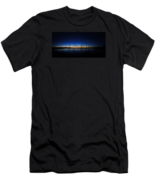 Manasquan Reservoir At Dawn Men's T-Shirt (Athletic Fit)