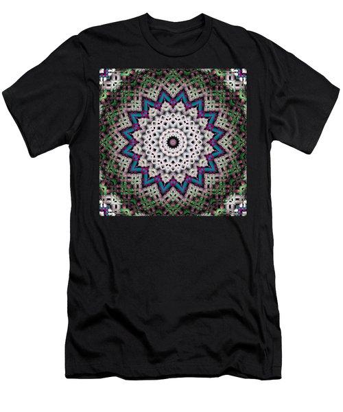 Mandala 37 Men's T-Shirt (Athletic Fit)