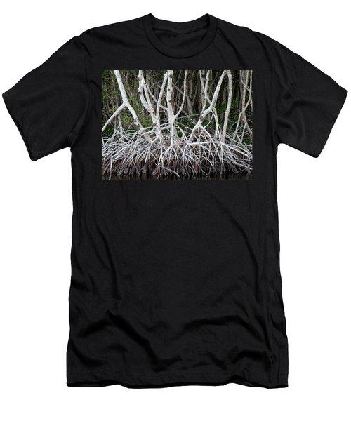 Mangrove Roots Men's T-Shirt (Athletic Fit)