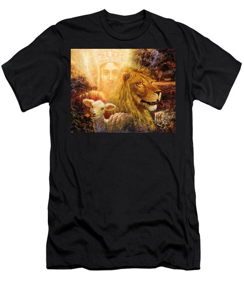 Manifold Majesty Men's T-Shirt (Athletic Fit)