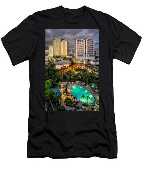 Manila City Men's T-Shirt (Athletic Fit)
