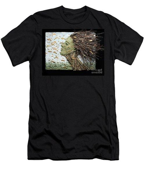 Maple Showers Men's T-Shirt (Athletic Fit)