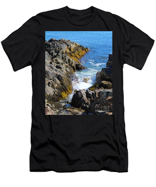 Marginal Way Crevice Men's T-Shirt (Athletic Fit)