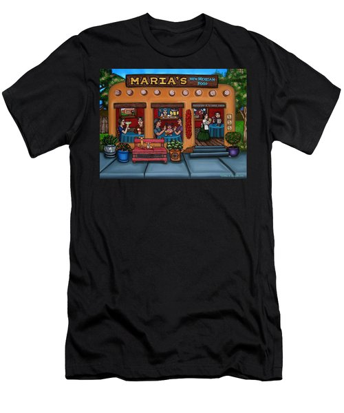 Maria's New Mexican Restaurant Men's T-Shirt (Athletic Fit)