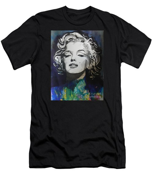 Marilyn Monroe..2 Men's T-Shirt (Athletic Fit)
