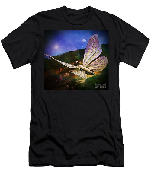 Mariposa Galactica Men's T-Shirt (Athletic Fit)