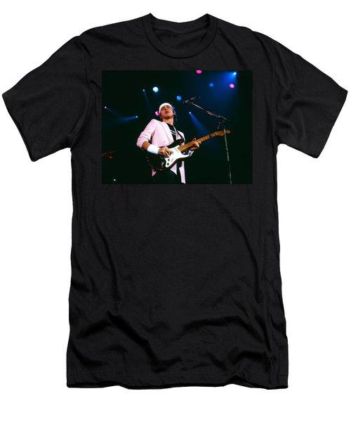 Mark Knopfler 1 Men's T-Shirt (Athletic Fit)