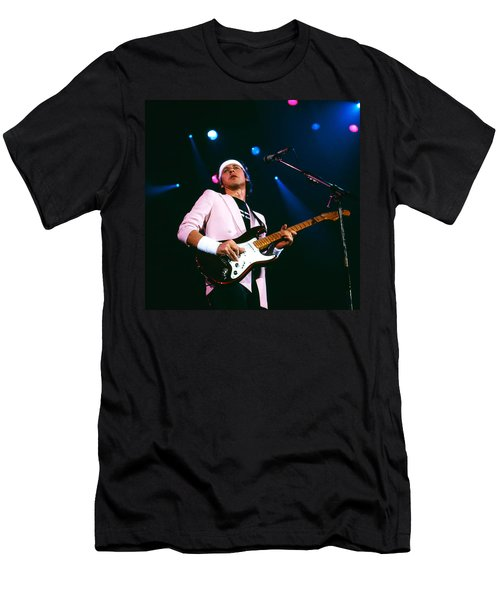 Mark Knopfler 1 Men's T-Shirt (Athletic Fit)